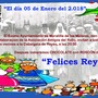 Cabalgata de Moratilla de los Meleros 2018