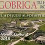 Programa Verano Cultural Segóbriga 2018