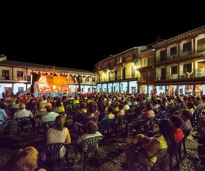 festival celestina puebla de montalbán (plaza) /<b>David Blázquez</b>