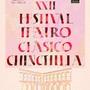 XXII Festival Teatro Clasico Chinchilla