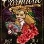 Carnaval de  La Roda 2017