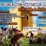 VI recreación histórica siglo XIII. Castillo Alcalá del Júcar