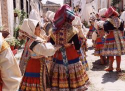 Fiesta del Corpus Christi de Lagartera
