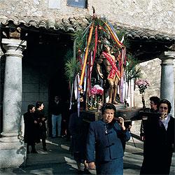 Fiesta de la Vaca, de San Pablo de los Montes