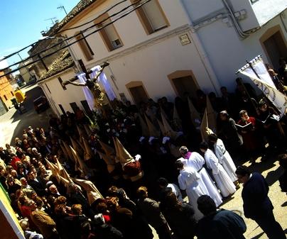 Valverde de Júcar. Vía Crucis