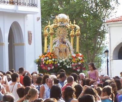 Romería de la Virgen de Cortes. Alcaraz (Albacete)
