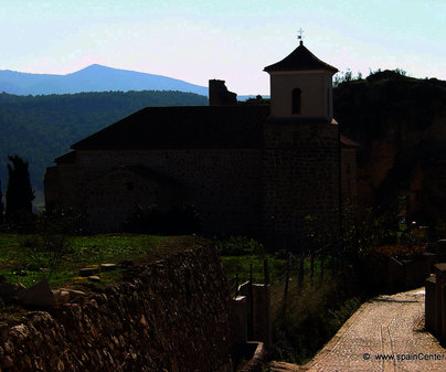 Iglesia y Castillo de Socovos (Albacete)