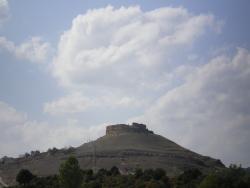 Castillo de Monteagudo de las Salinas. Cuenca