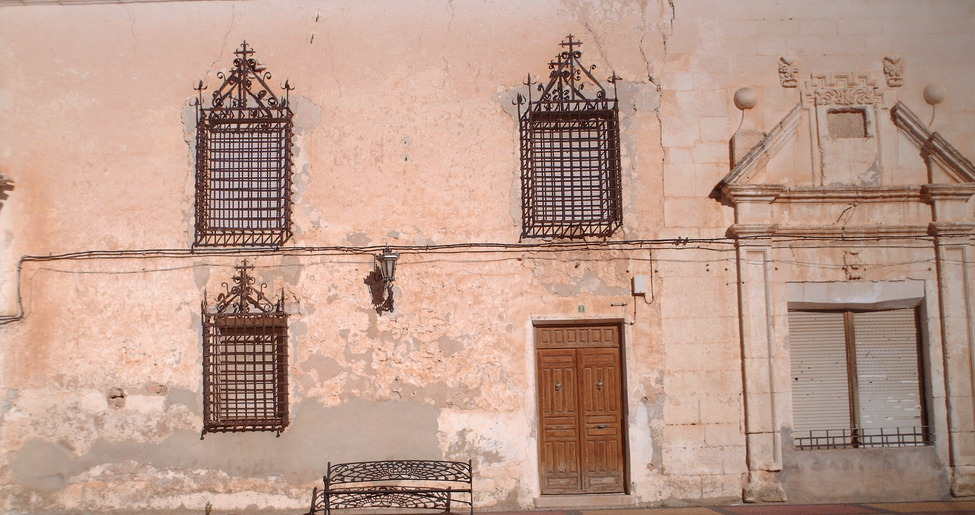 Casa-palacio de los Coroneles en Pozuelo