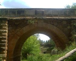 Puente de la Mora. Férez (Albacete)