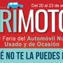 XVII Feria del automovil nuevo, usado y de ocasión FERIMOTOR 2017