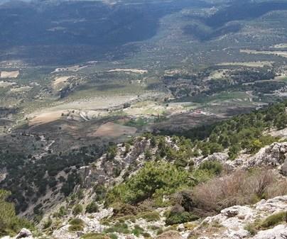 La Sierra de las Cabras