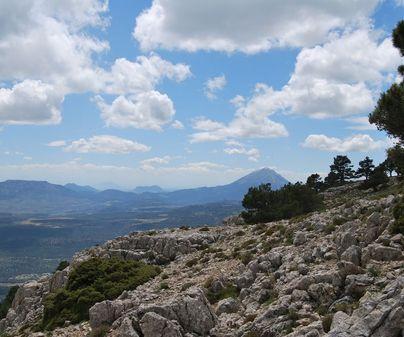 La Sierra de Cabras