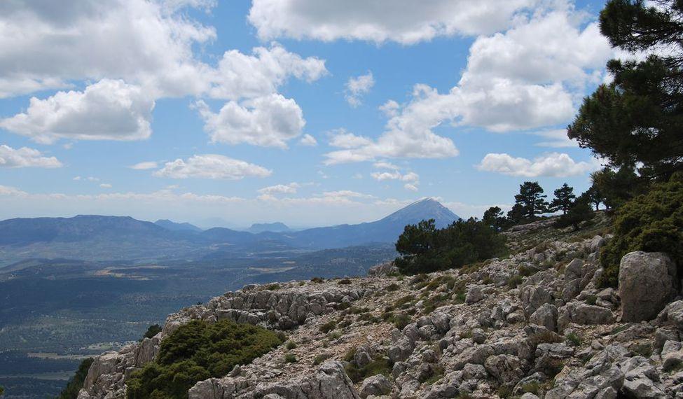 Sierra de Cabras