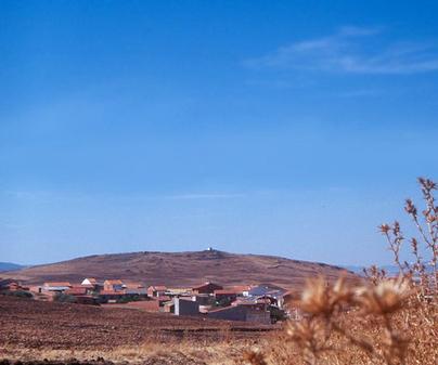 Volcán del Cerro de los Santos