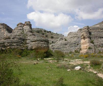 Sierra de Pela y Laguna de Somolinos