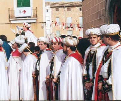 Fiesta de Moros y Cristianos de Valverde de Júcar