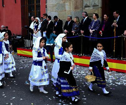 Fiesta de las Mondas de Talavera de la Reina