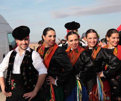Fiesta de la Rosa del Azafrán de Consuegra