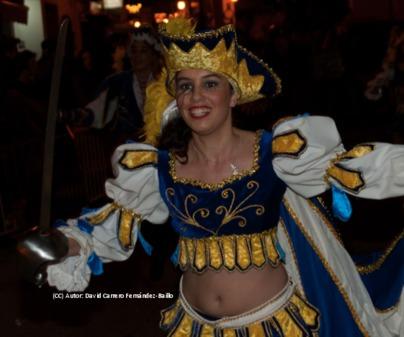 Carnaval de Herencia /<b>David Carrero Fernández-Baillo</b>