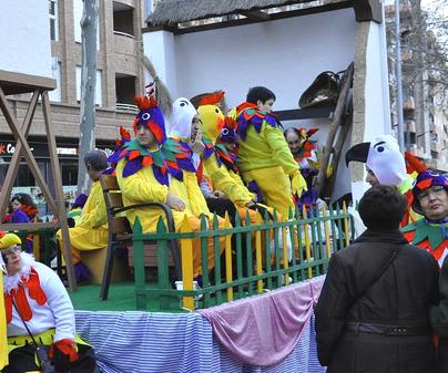 Carnaval de La Roda