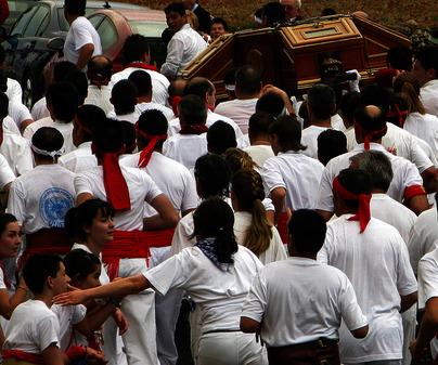 Romería del Santísimo Cristo del Sahuco