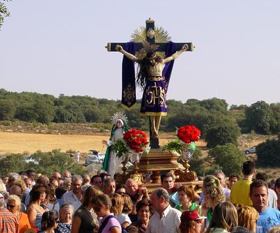 Romería del Santísimo Cristo del Sahuco de Peñas de San Pedro