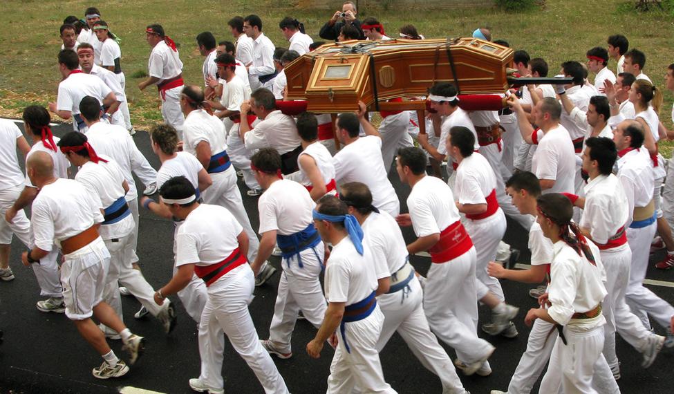Romería del Santísimo Cristo del Sahúco de Peñas de San Pedro