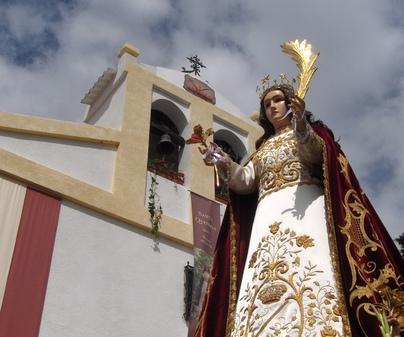 Fiestas de San Juan Evangelista y Santa Quiteria de Huete