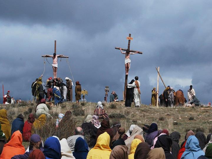 Fiesta de la Pasión Viviente de Hiendelaencina