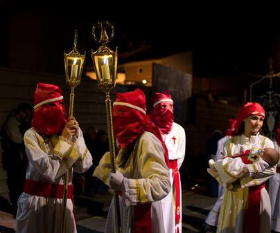 Semana Santa y Tamborada de Hellín