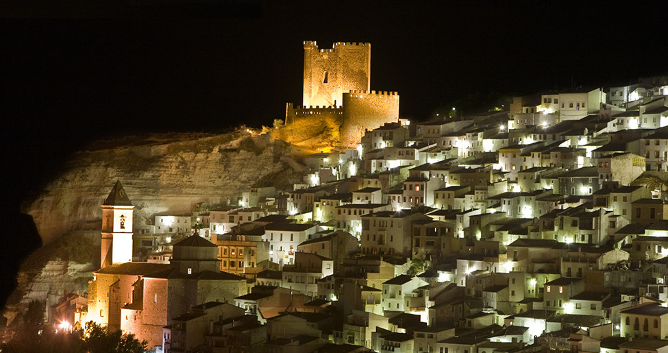 Castillo de Alcalá del Júcar