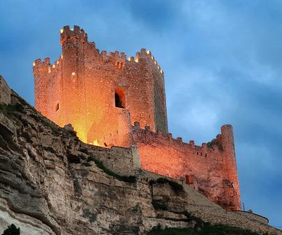 Castillo de Alcalá del Júcar (Albacete)