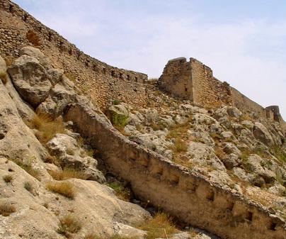 Castillo de Peñas de San Pedro