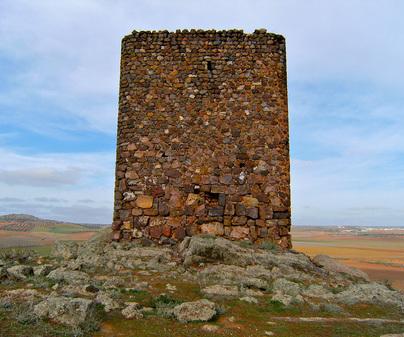 Castillo de Torre-Castillo de Higuera