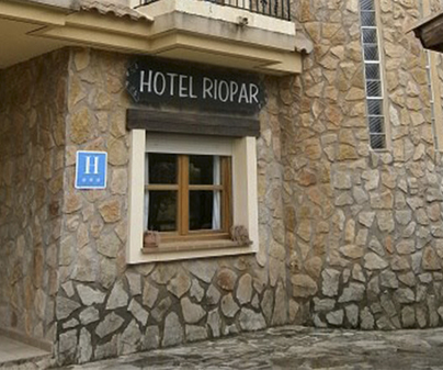 Hotel Riopar