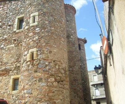 Castillo de los Donceles