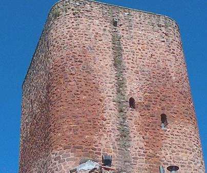 Castillo Puebla del Príncipe – Torreón fortaleza
