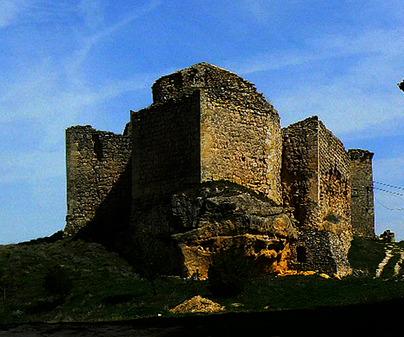 Castillo de Huerta de la Obispalía