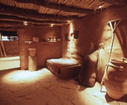 Yacimiento Arqueológico Cerro de las Cabezas