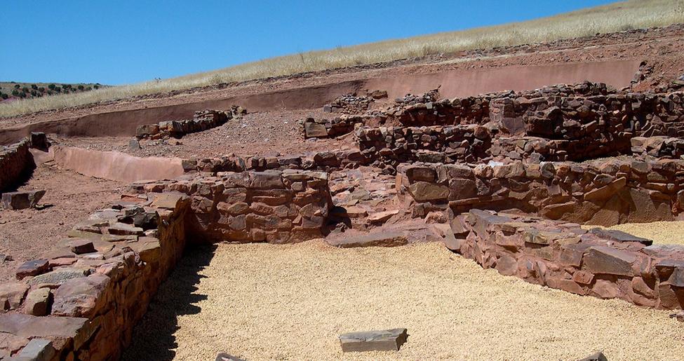 Yacimiento visitable del Cerro de las Cabezas