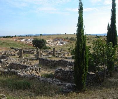 Yacimiento Arqueológico de Ercávica