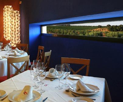 Restaurante El Umbráculo