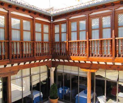 Restaurante Casa Palacio de Uclés