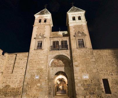 Aula Toledo - Puerta de Bisagra