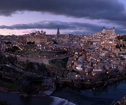 ESTO - Panorámica de Toledo