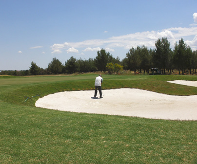 Club de Golf La Lagunilla