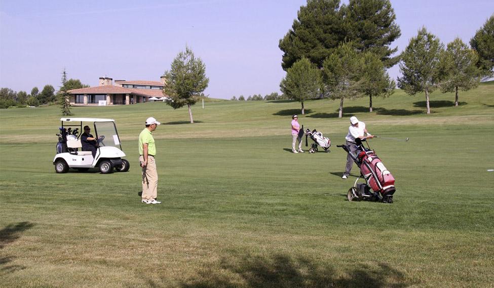 Club de Golf Las Pinaillas