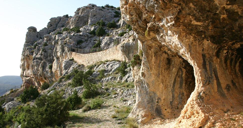 Arte rupestre-levantino Socovos
