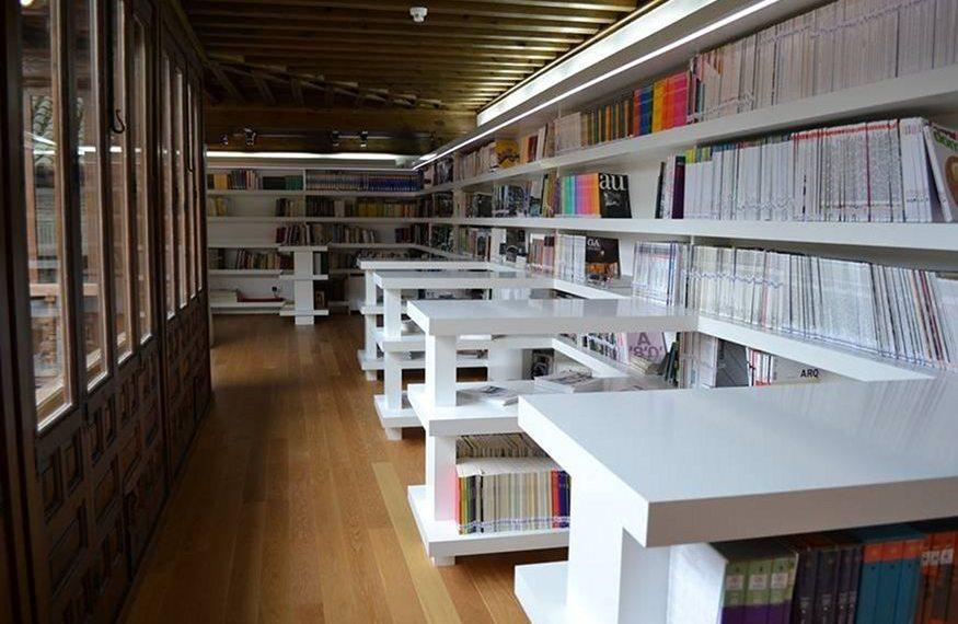 Alrededores de colegio de arquitectos de toledo tclm - Colegio arquitectos toledo ...